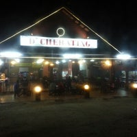 Photo taken at D'Cherating Cafe by Nadia A. on 3/6/2013