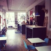 Photo taken at Koppi Kaffe & Rosteri by Kajsa L. on 8/31/2013