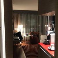 Photo taken at Sheraton Zurich Hotel by Thorsten L. on 2/6/2017