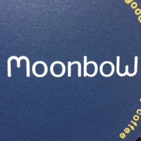 Photo taken at MoonboW by さと . on 3/16/2014