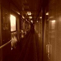Photo taken at Поезд 276 Феодосия -Санкт-Петербург. by Евгений М. on 9/3/2013