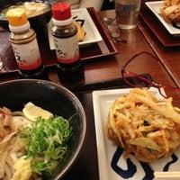 Photo taken at つるまる饂飩 ピオレごちそう館店 by きた ま. on 8/31/2013