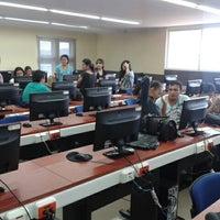 Photo taken at Universitaria de Investigación y Desarrollo UDI by Omar C. on 8/26/2013