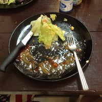 Photo taken at Pk.steak by pinkkiepie 🦄 on 3/30/2015
