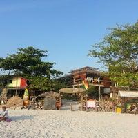 Photo taken at Pantai Cenang (Beach) by st3bi3 on 2/6/2013