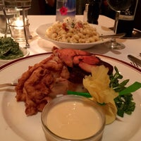 Photo taken at Chops Lobster Bar by Douglas C. on 9/19/2015
