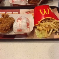 Photo taken at McDonald's by Agus H. on 12/13/2012