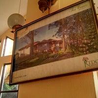 Photo taken at Motel Araam.KTDC. by Shankar R. on 5/10/2014