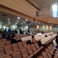 Photo taken at 감리교신학대학교 by Jongseo K. on 12/17/2016