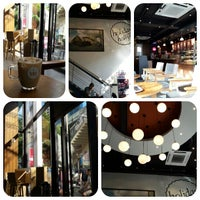 Photo taken at Hollys Coffee by KaeMania on 9/16/2013