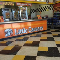 Photo taken at Little Caesars Pizza by Sonja D. on 10/27/2014