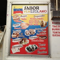 Photo taken at Sabor Venezolano by LuisMa M. on 2/6/2013