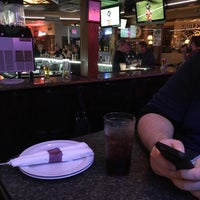 Photo taken at Joe Santucci's Square Pizza Bar and Grill by Regina S. on 1/22/2017