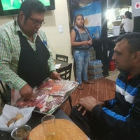 Photo taken at Asadero Platense by Mehboob A. on 2/12/2017