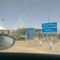 Photo taken at منفذ هيلي الحدودي Hili Border Port by Ahmed A. on 8/30/2016
