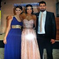 Photo taken at Salon Yeditepe by Emel Y. on 4/21/2014
