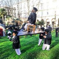 Foto tomada en Plaza Gipuzkoa por Nansky G. el 12/23/2012