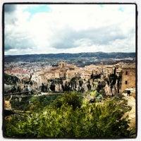 Photo taken at Mirador del castillo by Nansky G. on 3/23/2013