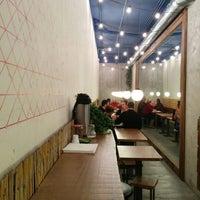Foto tomada en De Paula: l'Hamburgueseria del Poble Sec por Wild S. el 1/12/2014