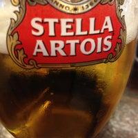 Photo taken at Stella Artois Café by Gregory on 9/26/2013