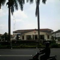 Photo taken at Balai Kota Bogor by Gede A. on 9/14/2013