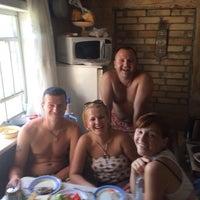 Photo taken at сад строителей 7 by Sveta T. on 6/21/2014