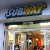 Photo taken at Subway by Gerardo L. on 6/14/2013
