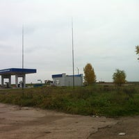 Photo taken at Покровское 1 by Антон Е. on 10/10/2013