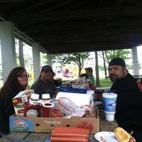 Photo taken at Roy G. Holland Memorial Park by John C. on 5/25/2013