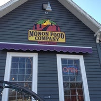 Photo taken at Monon Food Company by John C. on 11/16/2012