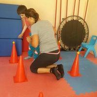 Photo taken at İdeal Özel Eğitim ve Rehabilitasyon Merkezi by Ysmn D. on 5/31/2016