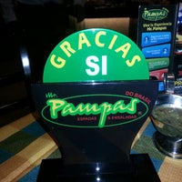 Photo taken at Mr. Pampas Cancún by Juan Jose G. on 9/18/2013