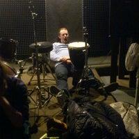 Photo taken at CH2 studio by Кирилл С. on 11/9/2014