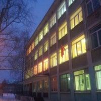 Photo taken at Школа № 530 by Аня Ga on 12/7/2013