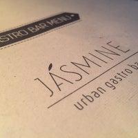 Photo taken at Jasmine Gastro Bar by Max L. on 8/18/2017