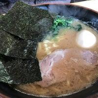 Photo taken at 横浜らーめん 日々家 by Nanami on 12/24/2016