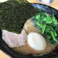 Photo taken at 横浜らーめん 日々家 by Nanami on 1/21/2017