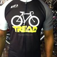 Photo taken at Tread Bike Shop by Tread Bike Shop on 8/24/2015