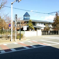 Photo taken at 松本市立開智小学校 by yh t. on 2/5/2014