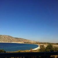 10/14/2013 tarihinde Hatice Ç.ziyaretçi tarafından Salda Gölü'de çekilen fotoğraf