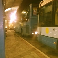 Photo taken at Stazione ATVO - Bus Station by Stefano G. on 8/12/2014