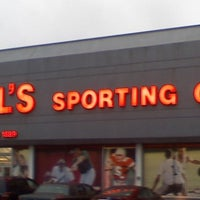Photo taken at Modell's Sporting Goods by Roman G. on 8/30/2013
