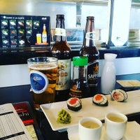 Photo taken at Sushi Ren (Ren Japanese Cuisine) by Liver on 4/28/2016