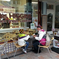 Photo taken at Mrs Higgins Oven Fresh Cookies by Maria L. on 6/8/2014