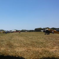 Photo taken at Antique Airfield by Tom T. on 8/30/2013