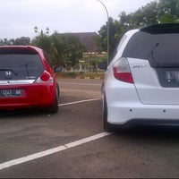 Photo taken at Kawasan Pusat Pemerintahan Provinsi Banten (KP3B) by Muhammad E. on 2/16/2014