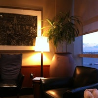 Photo taken at Delta Sky Club by Felicia H. on 8/29/2013