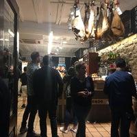 Foto tomada en Baztan Pintxos&bar por Seden S. el 7/24/2017
