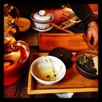 Photo taken at Dobra Tea by ellen k. on 2/26/2013