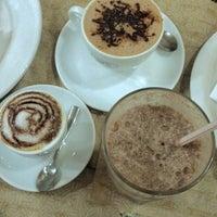 Photo taken at Fran's Café by Laah G. on 8/30/2013